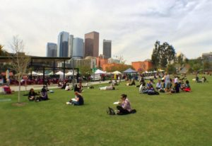 Grandpark Lunchtime